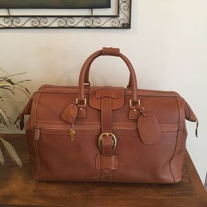 VERIFIED AUTHENTIC Gucci Travel Bag